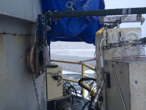 Braving the Elements: Stack Testing in the winter